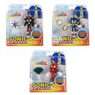 The Adventures of Sonic the Hedgehog - 3-Inch Figures with Accessories Case