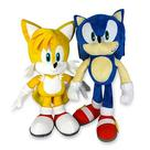 The Adventures of Sonic the Hedgehog - 20th Ann. 12-Inch Plush Set