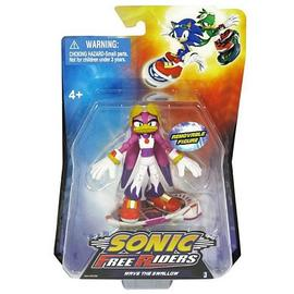 The Adventures of Sonic the Hedgehog - Sonic Free Riders Wave Action Figure