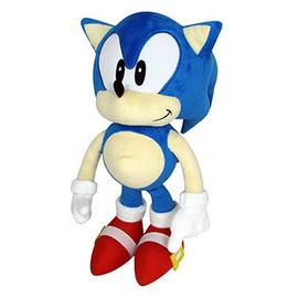 The Adventures of Sonic the Hedgehog - 20th Ann. 15-Inch Classic Sonic Plush
