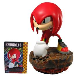 The Adventures of Sonic the Hedgehog - Knuckles Statue