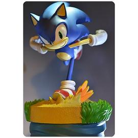 The Adventures of Sonic the Hedgehog - Modern Sonic Statue