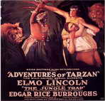 The Adventures of Tarzan - 11 x 17 Movie Poster - Style C