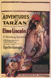 The Adventures of Tarzan - 11 x 17 Movie Poster - Style A