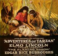 The Adventures of Tarzan - 11 x 14 Movie Poster - Style A