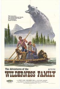 The Adventures of the Wilderness Family - 11 x 17 Movie Poster - Style A