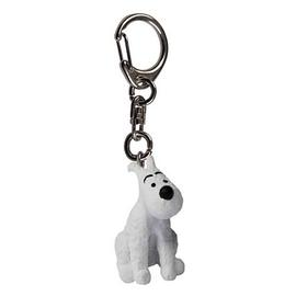 The Adventures of Tintin: The Secret of the Unicorn - Snowy Sitting Key Chain