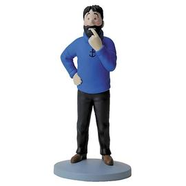 The Adventures of Tintin: The Secret of the Unicorn - Captain Haddock Mini-Statue