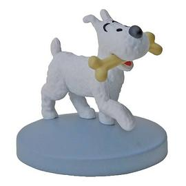 The Adventures of Tintin: The Secret of the Unicorn - Snowy Mini-Statue