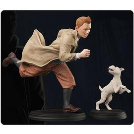 The Adventures of Tintin: The Secret of the Unicorn - Tintin and Snowy Statue