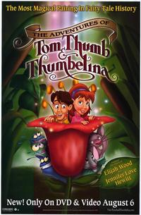 The Adventures of Tom Thumb and Thumbelina - 27 x 40 Movie Poster - Style A