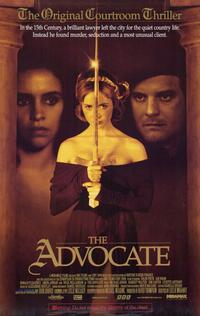 The Advocate - 11 x 17 Movie Poster - Style A