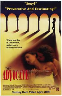 The Advocate - 11 x 17 Movie Poster - Style B