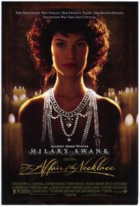 The Affair of the Necklace - 27 x 40 Movie Poster - Style A