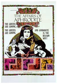 Affairs of Aphrodite, The - 11 x 17 Movie Poster - Style A