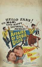 The Affairs of Dobie Gillis - 27 x 40 Movie Poster - Style B