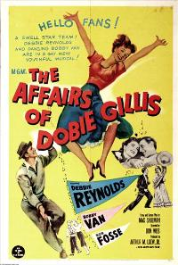 The Affairs of Dobie Gillis - 27 x 40 Movie Poster - Style A