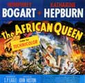 The African Queen - 11 x 17 Movie Poster - Style E