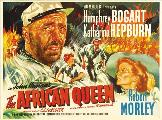 The African Queen - 30 x 40 Movie Poster UK - Style B