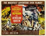 The African Queen - 11 x 17 Movie Poster - Style H
