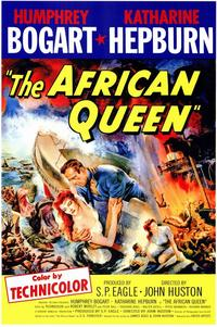 The African Queen - 11 x 17 Movie Poster - Style A