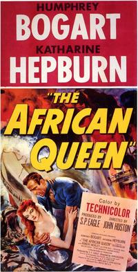 The African Queen - 11 x 17 Movie Poster - Style B