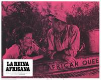 The African Queen - 11 x 14 Poster Spanish Style A