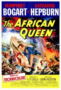 The African Queen - 27 x 40 Movie Poster - Style A