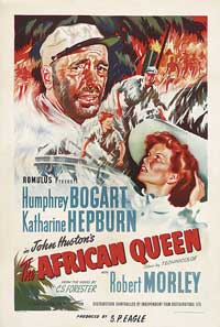 The African Queen - 27 x 40 Movie Poster - Style C