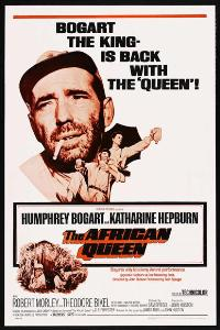 The African Queen - 27 x 40 Movie Poster - Style D