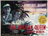 The African Queen - 30 x 40 Movie Poster UK - Style A