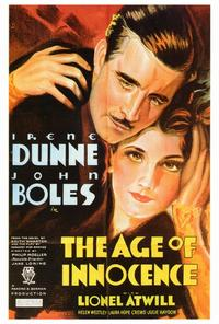 The Age of Innocence - 27 x 40 Movie Poster - Style A