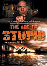 The Age of Stupid - 27 x 40 Movie Poster - UK Style A