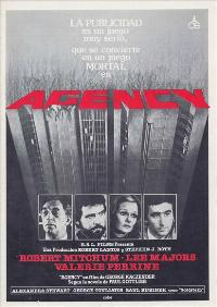 The Agency - 27 x 40 Movie Poster - Style A