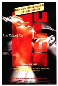 The Ages of Lulu - 27 x 40 Movie Poster - Spanish Style A