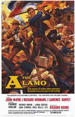 The Alamo - 11 x 17 Movie Poster - Style A