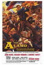 The Alamo - 27 x 40 Movie Poster - Style A