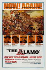 The Alamo - 27 x 40 Movie Poster - Style B