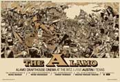 The Alamo - 11 x 17 Movie Poster - Style D