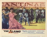 The Alamo - 11 x 14 Movie Poster - Style F
