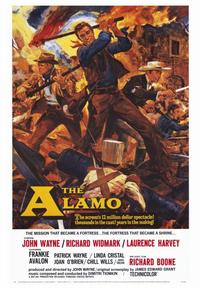 The Alamo - 43 x 62 Movie Poster - Bus Shelter Style A
