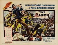 The Alamo - 30 x 40 Movie Poster UK - Style A