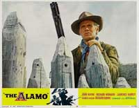 The Alamo - 11 x 14 Movie Poster - Style N
