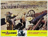 The Alamo - 11 x 14 Movie Poster - Style S
