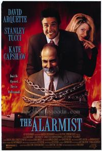 The Alarmist - 27 x 40 Movie Poster - Style A