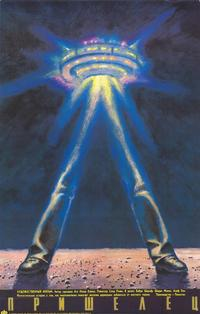 The Alien - 27 x 40 Movie Poster - Russian Style A