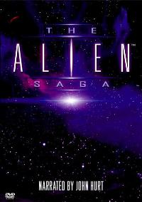 The 'Alien' Saga (TV) - 11 x 17 Movie Poster - Style A