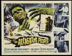 The Alligator People - 11 x 17 Movie Poster - Style C