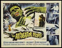 The Alligator People - 43 x 62 Movie Poster - Bus Shelter Style A