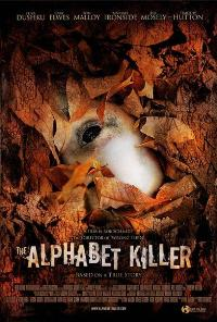 The Alphabet Killer - 43 x 62 Movie Poster - Bus Shelter Style A